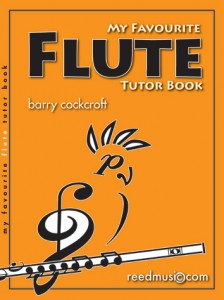 MY FAVOURITE FLUTE TUTOR BOOK