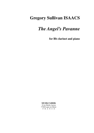 THE ANGEL'S PAVANNE
