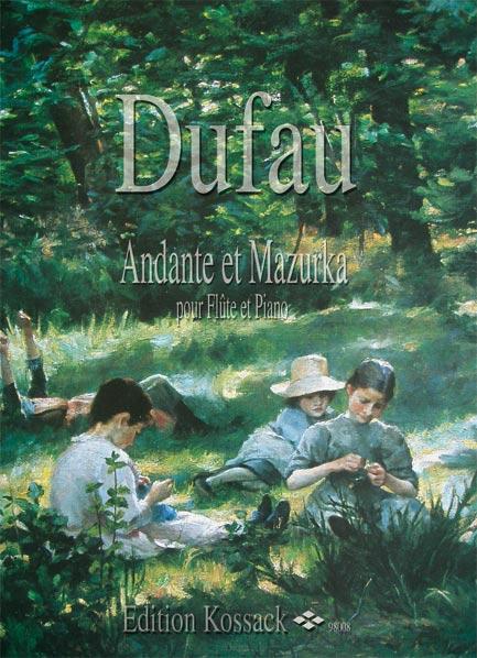 ANDANTE ET MAZURKA Op.15
