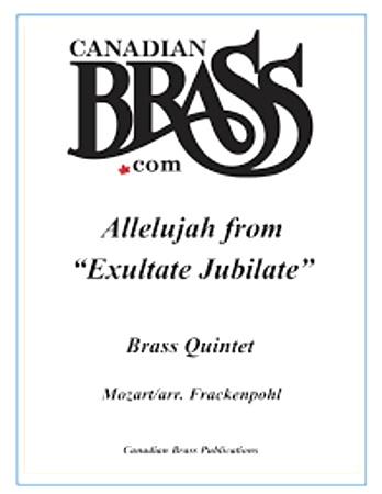 ALLELUJAH from Exultate Jubilate