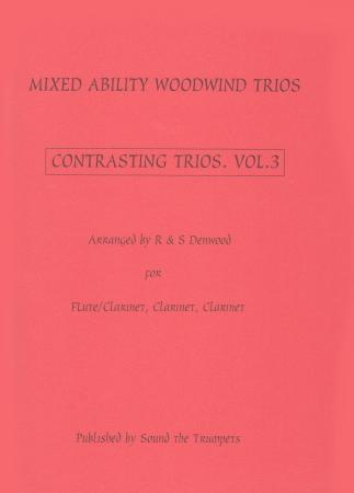 CONTRASTING TRIOS Volume 3