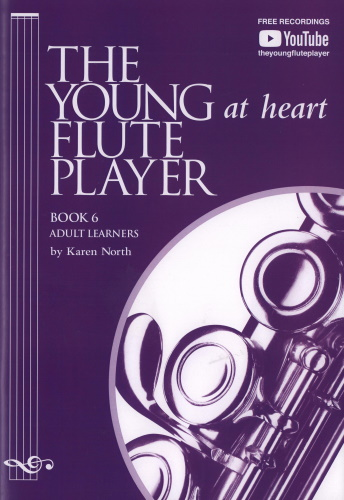 THE YOUNG AT HEART FLUTE PLAYER