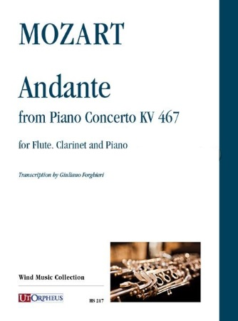 ANDANTE from Piano Concerto KV.467