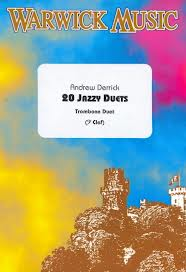 20 JAZZY DUETS (bass clef)