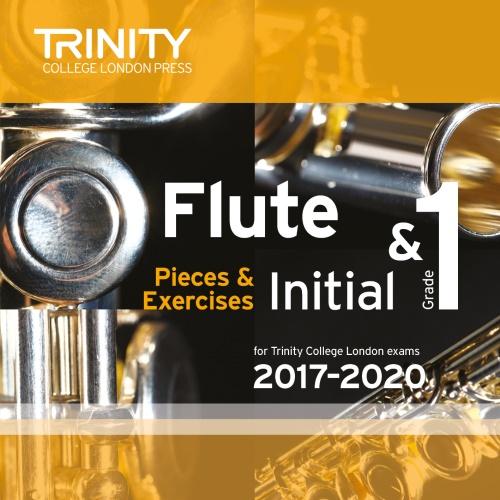 FLUTE PIECES 2017-2020 Initial & Grade 1 CD