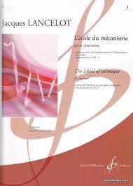 L'ECOLE DU MECANISME Book 1