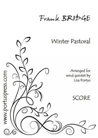 WINTER PASTORAL (score & parts)