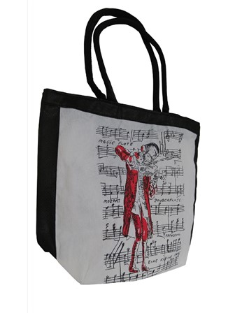 SHOPPING BAG Mozart