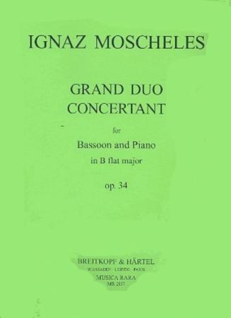 GRAND DUO CONCERTANTE Op.34