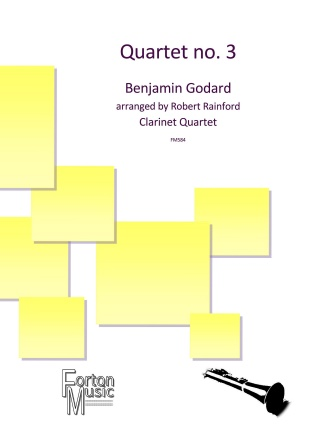 QUARTET No.3 (score & parts)