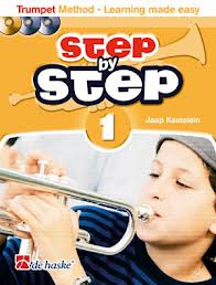 STEP BY STEP Book 1 + DVD & 2CDs