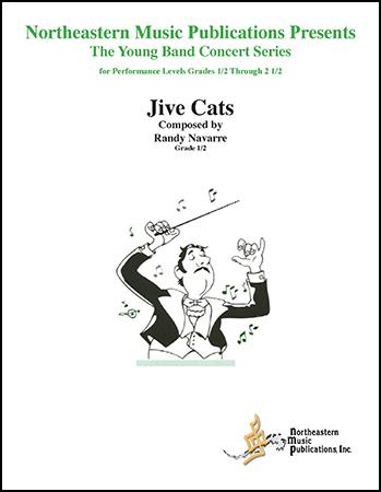JIVE CATS (score & parts)
