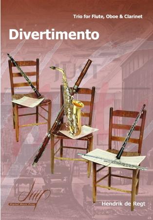 DIVERTIMENTO (score & parts)