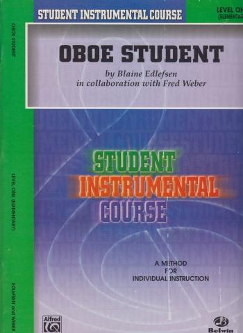 OBOE STUDENT Level 1