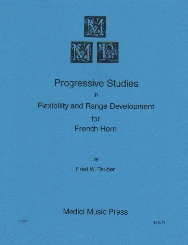 PROGRESSIVE STUDIES in Flexibility & Range Development