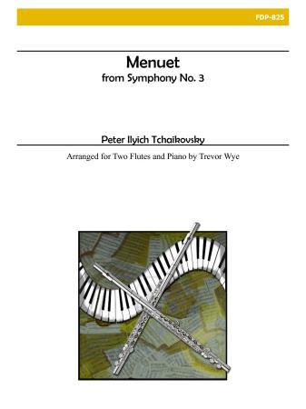 MENUET from Symphony No.3