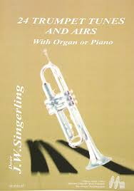 24 TRUMPET TUNES (duet part sold separately)