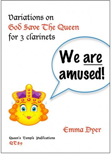 WE ARE AMUSED! Variations on 'God save the Queen'