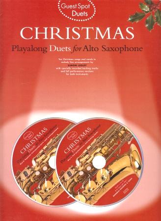 GUEST SPOT Christmas Playalong Duets + CD