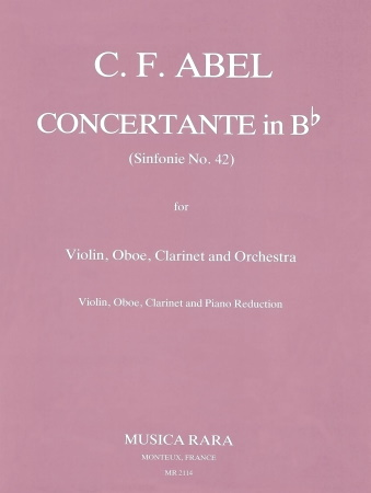 CONCERTANTE in Bb major