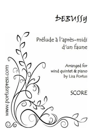 PRELUDE A L'APRES-MIDI D'UN FAUNE (score & parts)