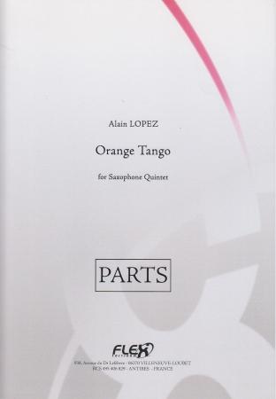 ORANGE TANGO (score & parts)