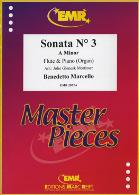 SONATA No.3 in a minor (from cello sonata)