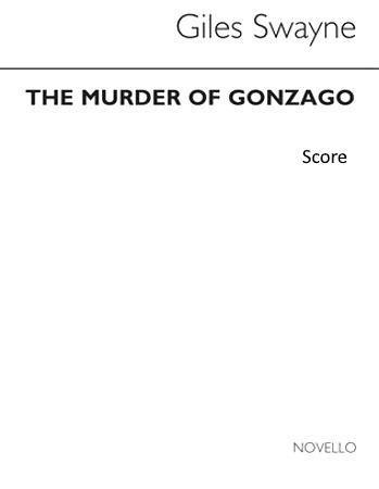 THE MURDER OF GONZAGO Op.87 score