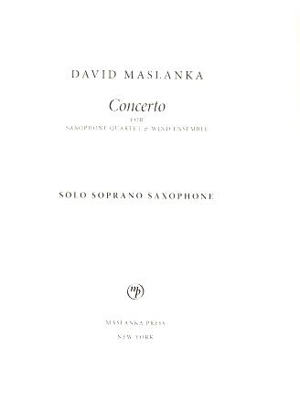 OBOE SONATA Soprano Saxophone part