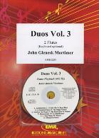 DUOS Volume 3 + CD