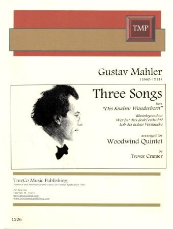 THREE SONGS from Des Knaben Wunderhorn