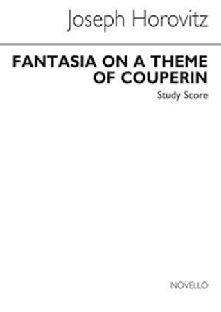 FANTASIA ON A THEME OF COUPERIN (study score)