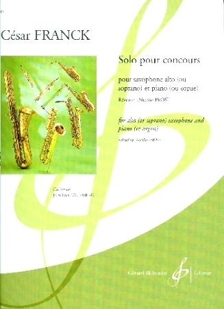 SOLO POUR CONCOURS