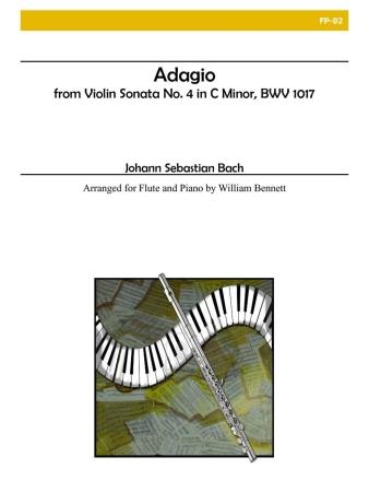 ADAGIO from Violin Sonata No.4