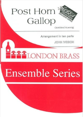 POST HORN GALLOP (score & parts)