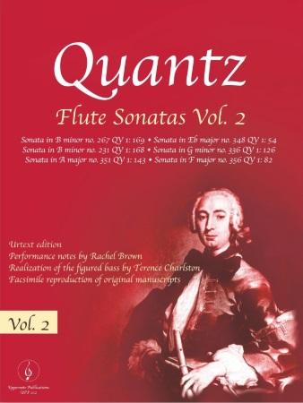 FLUTE SONATAS Volume 2