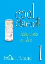 COOL CLARINET Book 1 Funky Duets and Trios