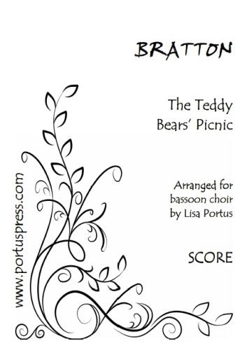 THE TEDDY BEARS' PICNIC (score & parts)
