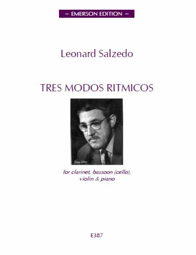 TRES MODOS RITMICOS (score & parts)