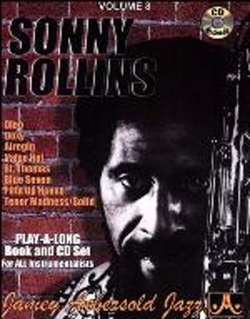 SONNY ROLLINS Volume 8 + CD