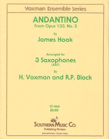 ANDANTINO Op.133/2