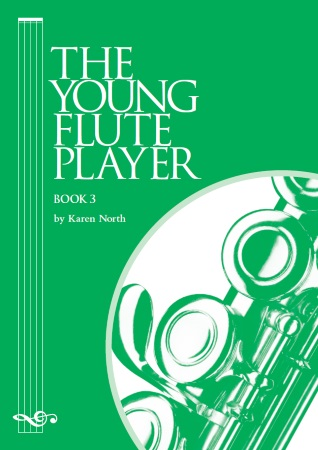 THE YOUNG FLUTE PLAYER Book 3 (Teacher's Book)