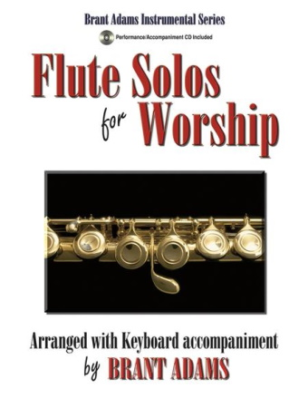 FLUTE SOLOS FOR WORSHIP Volume 1 + CD
