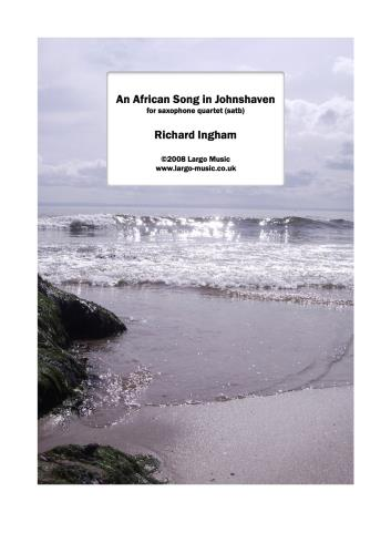 AN AFRICAN SONG IN JOHNSHAVEN (score & parts)