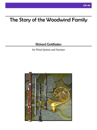 THE STORY OF THE WOODWIND FAMILY (with Narrator)