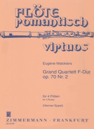 GRAND QUARTET in F major Op.70 No.2