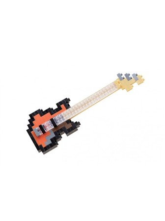 NANOBLOCK Electric Bass Guitar