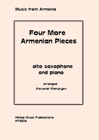 FOUR MORE ARMENIAN PIECES