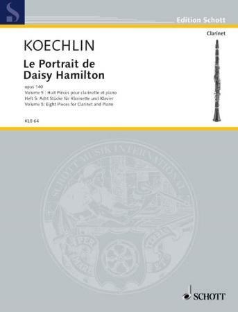 LE PORTRAIT DE DAISY HAMILTON Op.140 Volume 5