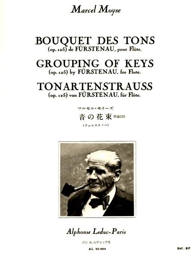 GROUPS OF KEYS Op.125 by Furstenau